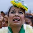 Brasile Germania 1-7: tifosi umiliati, lacrime sul campo e sugli spalti27