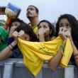 Brasile Germania 1-7: tifosi umiliati, lacrime sul campo e sugli spalti6
