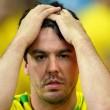Brasile Germania 1-7: tifosi umiliati, lacrime sul campo e sugli spalti5