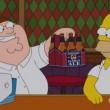 Simpson-Griffin, puntata speciale insieme. Rissa tra Homer e Peter VIDEO FOTO 4