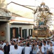 Calabria, la Madonna fa l'inchino in onore del boss01