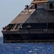 Costa Concordia in navigazione verso Genova30