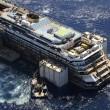 Costa Concordia in navigazione verso Genova15