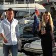 Francesco Totti e Ilary Blasi a Capri senza i figli FOTO