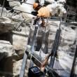 Fontana di Trevi, restauri: aperta al pubblico la passerella9