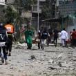 Gaza, 100 palestinesi uccisi in un giorno solo02