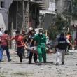 Gaza, 100 palestinesi uccisi in un giorno solo35