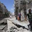 Gaza, 100 palestinesi uccisi in un giorno solo04