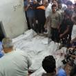 Gaza, 100 palestinesi uccisi in un giorno solo07