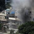 Gaza, ancora scontri e raid aerei: 26 morti, anche donne e bambini 01