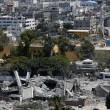 Gaza, ancora scontri e raid aerei: 26 morti, anche donne e bambini 15