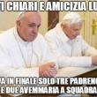 Germania Argentina, la finale dei Papi: gli sfottò su Twitter e Facebook07