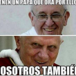 Germania Argentina, la finale dei Papi: gli sfottò su Twitter e Facebook06