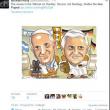 Germania Argentina, la finale dei Papi: gli sfottò su Twitter e Facebook03