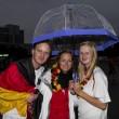 Mondiali, tifosi tedeschi esultano per il 7-1 al Brasile12