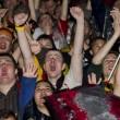 Mondiali, tifosi tedeschi esultano per il 7-1 al Brasile01