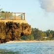 The rock, il ristorante di Zanzibar su uno scoglio nell'Oceano Indiano02