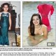 Andrea Liguori, la sirena della Florida: finta coda e ore di nuoto FOTO