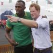 """Usain Bolt in Scozia: """"Quelli del Commonwealth giochi di merda"""" FOTO"""