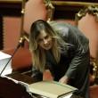 """Riforma Senato, si vota. Maria Elena Boschi vs M5s: """"Avete allucinazioni"""" FOTO03"""