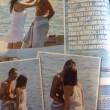 """Ilaria D'Amico e Gigi Buffon: baci """"bollenti"""" su uno yacht in Grecia 13"""