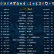 calendario serie a 2014-2015 cesena