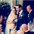 Giorgio Chiellini sposa Carolina Bonistalli a Livorno 4