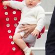 Principino George il 22 luglio compie un anno04