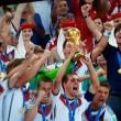 Mondiali 2014, Germania campione del mondo: FOTO premiazione