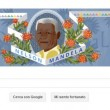 Google Doodle per Nelson Mandela