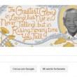 Google Doodle per Nelson Mandela 8