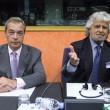 """Ue, Schulz presidente. Grillo attacca: """"Stop soldi a Italia, vanno alla mafia01"""