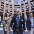 """Ue, Schulz presidente. Grillo attacca: """"Stop soldi a Italia, vanno alla mafia12"""