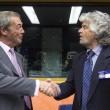 """Ue, Schulz presidente. Grillo attacca: """"Stop soldi a Italia, vanno alla mafia05"""