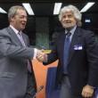 """Ue, Schulz presidente. Grillo attacca: """"Stop soldi a Italia, vanno alla mafia07"""