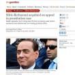 Berlusconi assolto, la notizia sui media internazionali 08