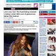 Lindsay Lohan cade a terra al galà di Ischia02