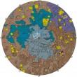 La mappa di Marte: ecco la cartografia del pianeta rosso 3