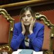 """Dagospia: """"Maria Elena Boschi sempre in bagno per riferire a Renzi"""" FOTO 7"""