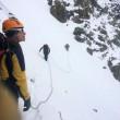Le ricerche del Soccorso Alpino sul Monte Bianco 02
