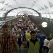 Russia, deraglia metro: 2 morti, oltre 80 feriti