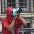 Maltempo Roma: violento nubifragio allaga sottovia06
