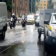 Maltempo Roma: violento nubifragio allaga sottovia4