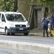 Maltempo Roma: violento nubifragio allaga sottovia13