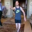 Oscar Pistorius simula la sua versione dell'omicidio di Reeva Steenkamp 2