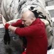 San Firmino, al via la corsa dei tori01