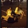 Belfast, due coppie fanno sesso nel parcheggio del nightclub
