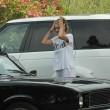 Melissa Satta regala a Kevin Prince Boateng una Chevrolet 'Camaro' 1