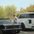 Melissa Satta regala a Kevin Prince Boateng una Chevrolet 'Camaro' 2