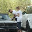 Melissa Satta regala a Kevin Prince Boateng una Chevrolet 'Camaro' 3